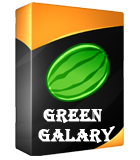 Green Gallery Logo